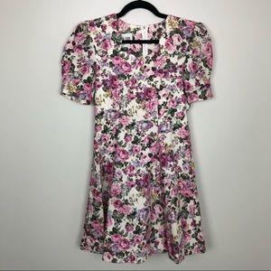 Vintage Dresses - Vintage Mini Dress